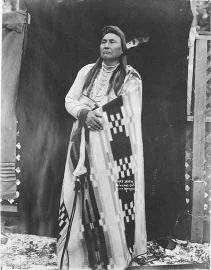 Chief Joseph, Nez Perce
