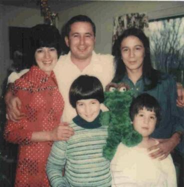 Daniel Paul's Family