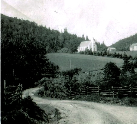 Eskasoni Church - 1930
