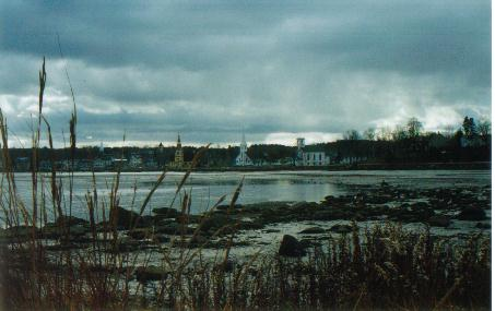 Mahone Bay by Daniel Paul