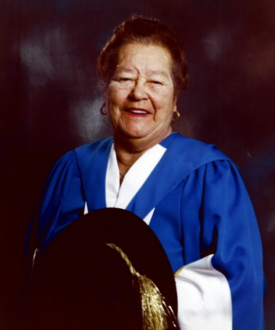 Dr. Margaret Granny Johnson