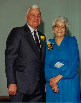 Martha and Captain Sandy Julian: Mi'kmaq Grand Council 