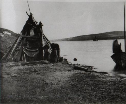 Mi'kmaq Camp