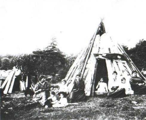 Mi'kmaq Settlement