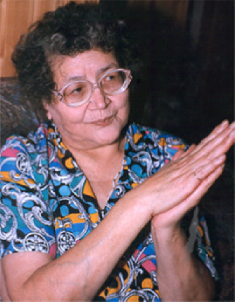 Rita Joe - Renowned Mi'kmaq Poet