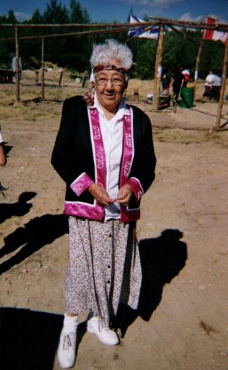 Mi'kmaq Elder