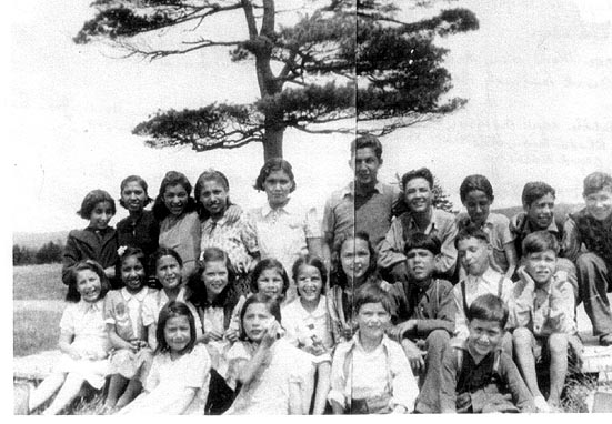 Elsie Basque's 1939 class