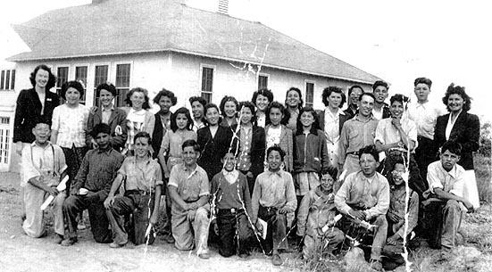 Indian Brook - Class 1947